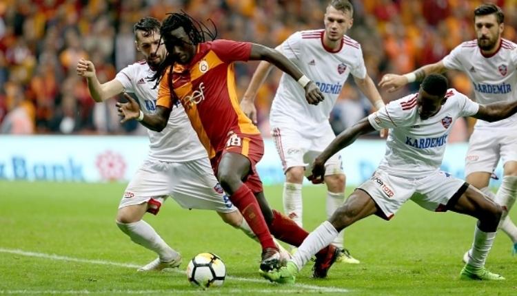 Süper Lig'de ilk yarıda 461 gol atıldı