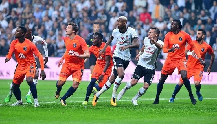 Süper Lig'in ilk yarısında Beşiktaş'a rakamlar yetmedi
