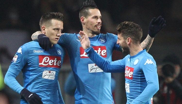 Torino 1-3 Napoli maç özeti ve golleri (İZLE)
