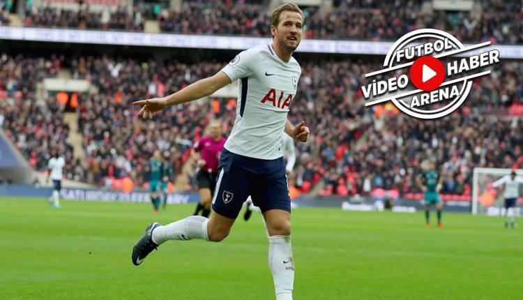 Tottenham 5-2 Southampton maçı özeti ve golleri (İZLE)