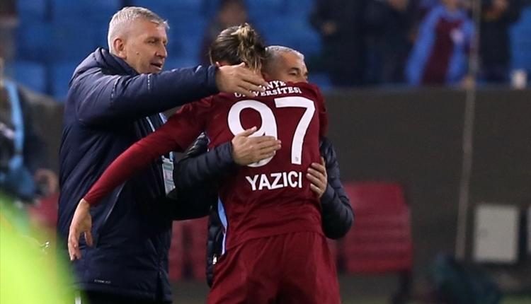 Trabzonspor 1-0 Bursaspor maç özeti ve golü (İZLE)