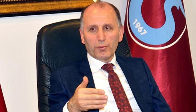 Trabzonspor Başkanı Muharrem Usta'dan yeni yıl mesajı