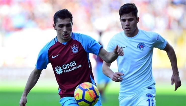 Trabzonspor geçen sezona 7 puan fark attı