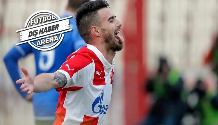 Trabzonspor'a Kızılyıldız'dan stoper! Damien Le Tallec