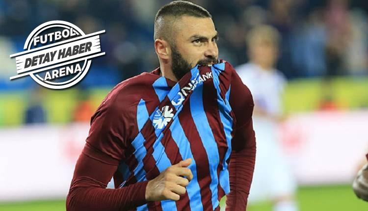 Trabzonspor'da Burak Yılmaz ikişer ikişer atıyor!
