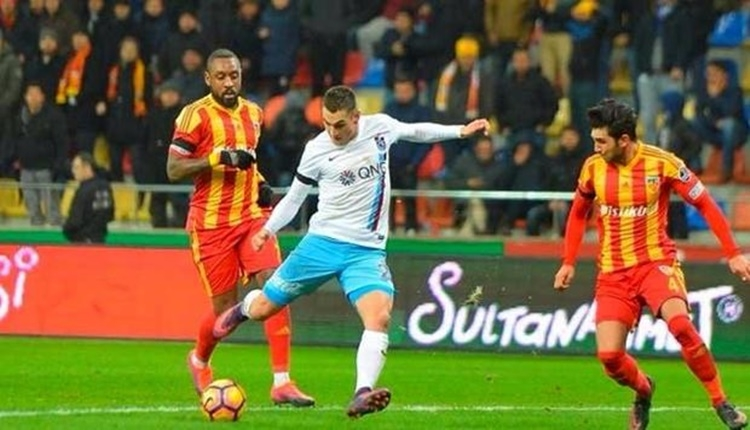 Trabzonspor'da Matus Bero için sürpriz gelişme