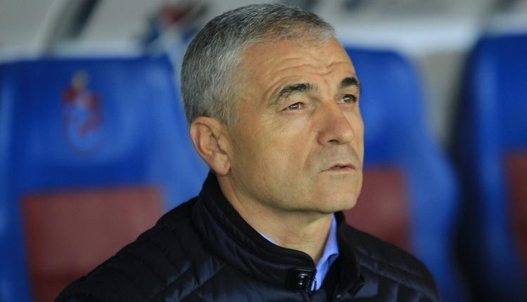Trabzonspor'da Rıza Çalımbay'dan transfer açıklaması
