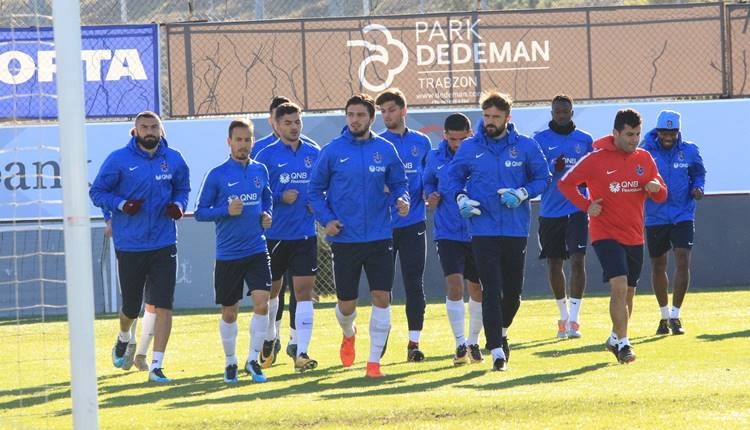 Trabzonspor'da Uğur Demirok ve Okay Yokuşlu'nun sakatlığında son durum