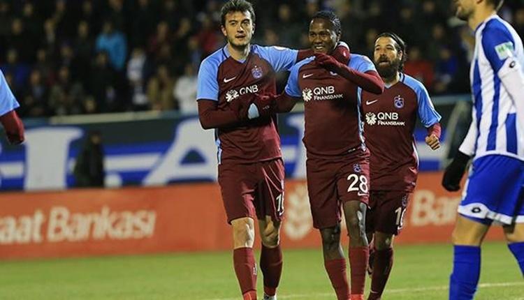 Trabzonspor'da yüzler Rıza Çalımbay ile gülmeye başladı