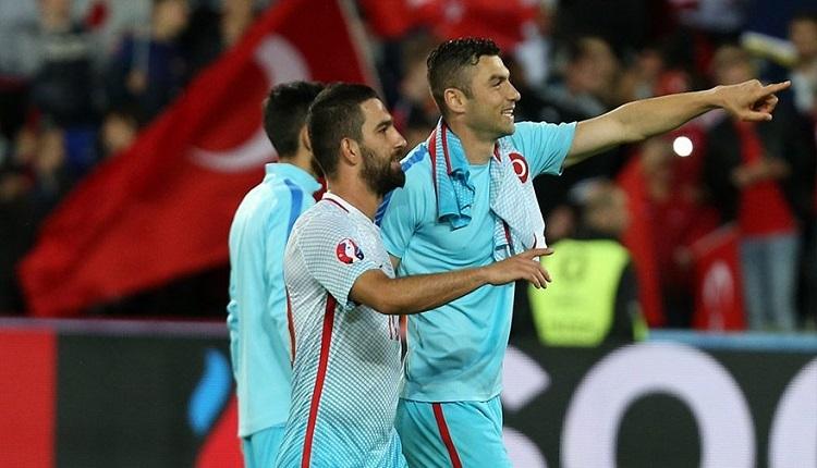 Trabzonsporlu Burak Yılmaz'dan flaş paylaşım: