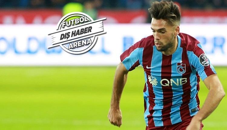 Trabzonsporlu Emmanuel Mas: 'Ayrılmak istiyorum.'