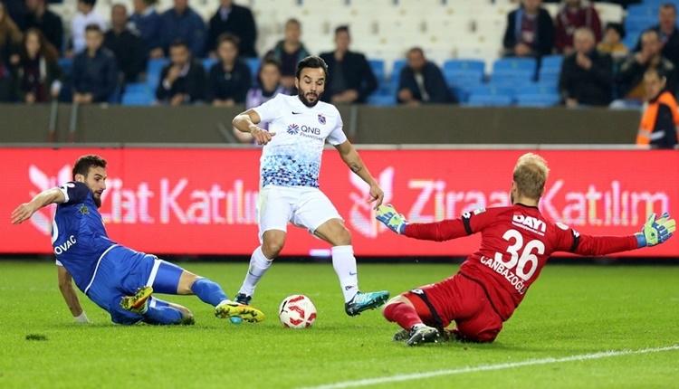 Trabzonsporlu Volkan Şen'e transferde talip çıktı