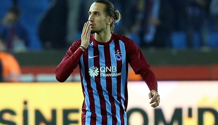 Trabzonsporlu Yusuf Yazıcı'dan Kucka sözleri: