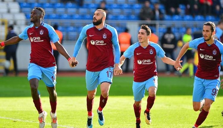 Trabzonspor'un İstanbul takımlarına karşı üstün performansı
