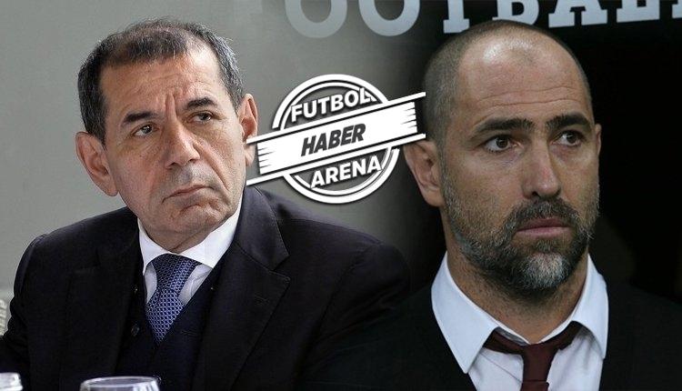 Galatasaray'da Igor Tudor ile yollar ayrıldı mı? Dursun Özbek'ten toplantı kararı