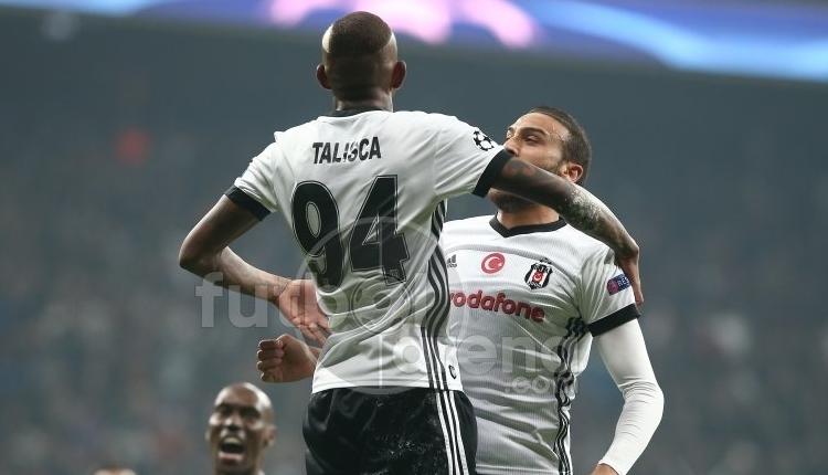 UEFA, Talisca'yı en iyi çıkış yapanlar arasında gösterdi