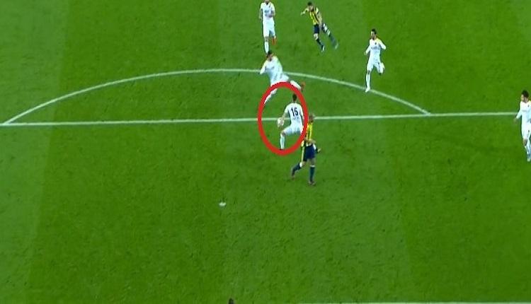 Valbuena'yı isyan ettiren karar! İstanbulspor maçında penaltı...