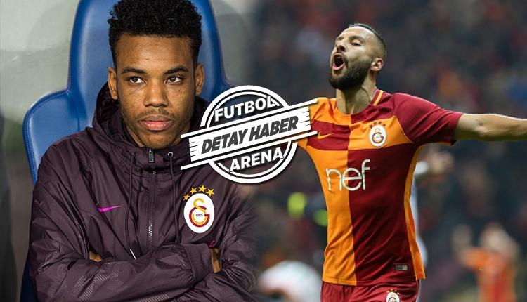 Yasin Öztekin ve Garry Rodrigues ikilisi Galatasaray'a yarıyor