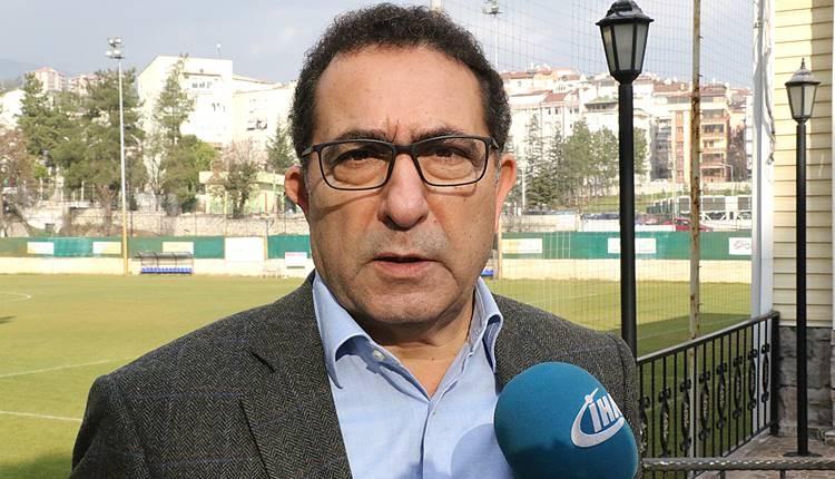 Yeni başkan Ziya Ünsal Karabükspor'un geleceğinden umutlu