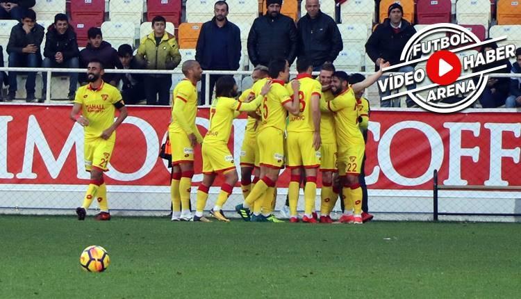Yeni Malatyaspor 2-3 Göztepe maçı özeti ve golleri (İZLE)
