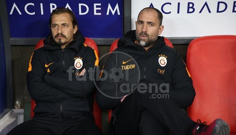 Yeni Malatyaspor - Galatasaray maçında Igor Tudor'a istifa çağrısı