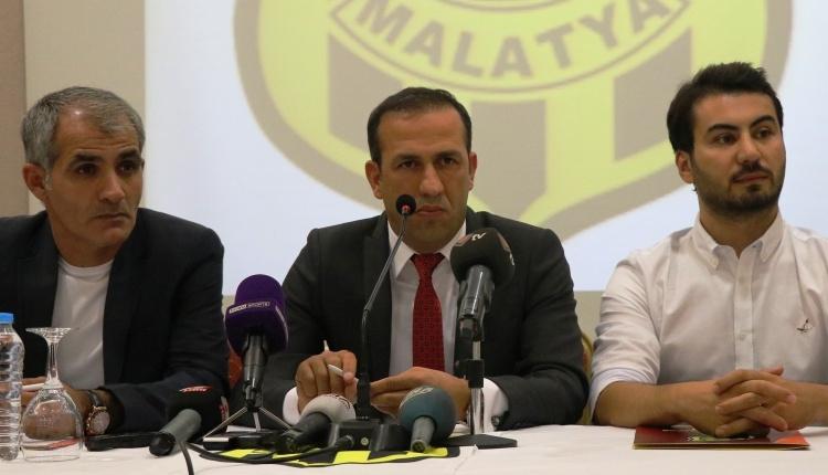 Yeni Malatyaspor yönetiminden taraftara transfer müjdesi