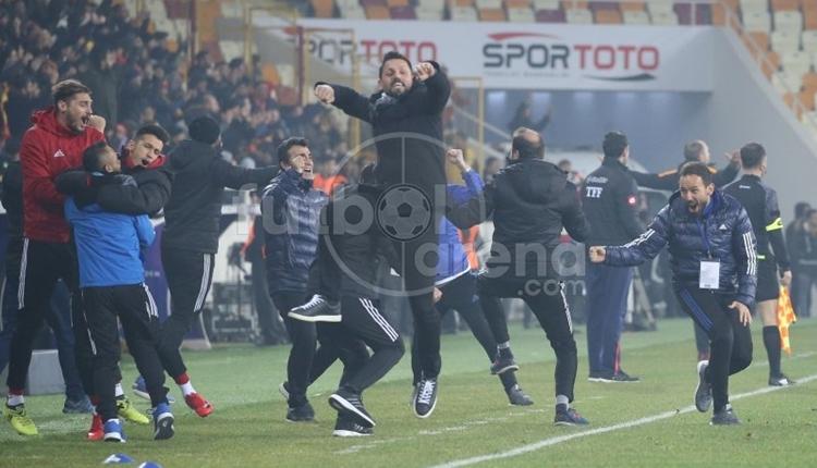 Yeni Malatyaspor'da Erol Bulut: 'Galatasaray kalemize gelemedi'