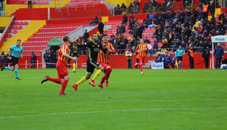 Yeni Malatyaspor'da Khalid Boutaib rüzgarı