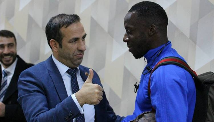 Yeni Malatyaspor'da transfer açıklaması
