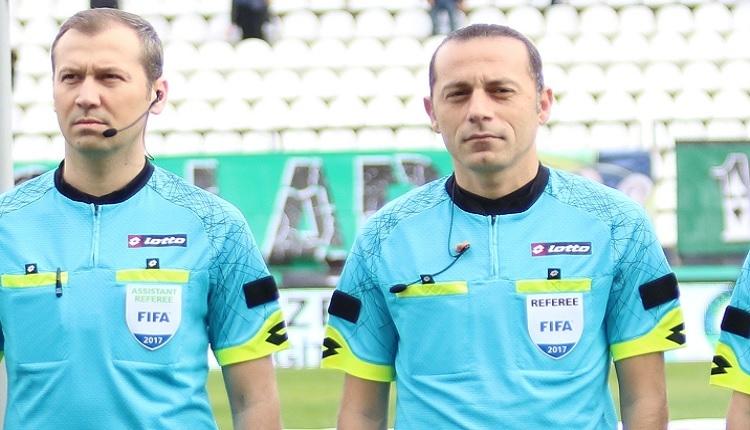 Yeni Malatyaspor'dan Akhisar maçında Cüneyt Çakır isyanı! Penaltı!
