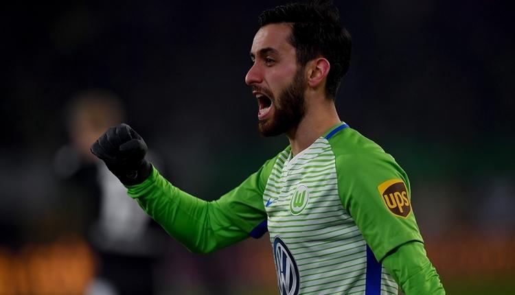 Yunus Mallı, Wolfsburg - Gladbach maçında attığı gol (İZLE)