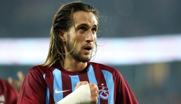 Trabzonsporlu Yusuf Yazıcı'ya Tottenham kancası