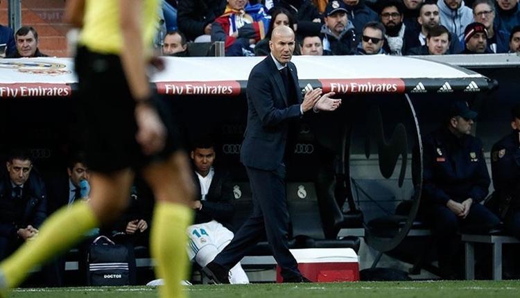 Zidane'dan El Clasico sözleri: