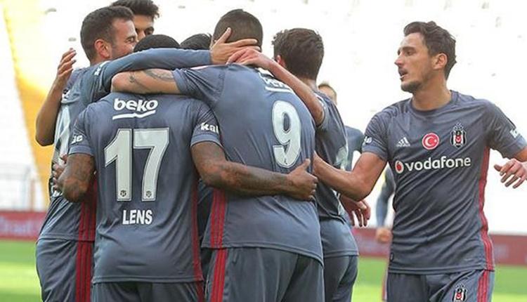 Ziraat Türkiye Kupası'nda Beşiktaş, Manisaspor ile deplasmanda karşılaşacak