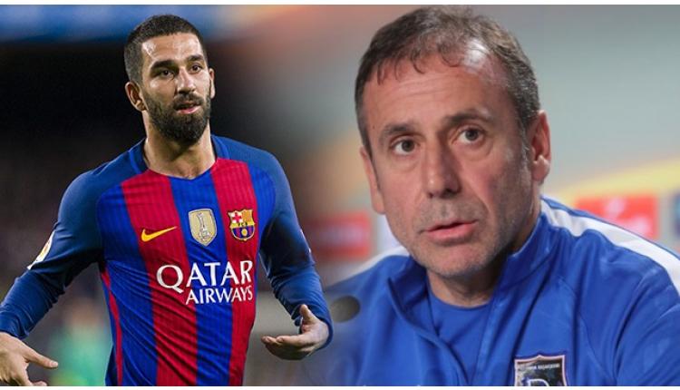Abdullah Avcı'dan Arda Turan transferi açıklaması