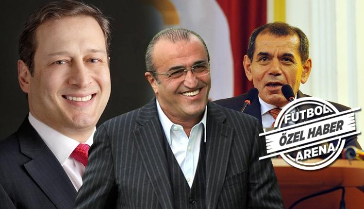 Abdurrahim Albayrak ve Burak Elmas'ı Dursun Özbek'in sözleri harekete geçirdi