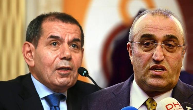 Abdurrahim Albayrak'tan Dursun Özbek'e olay cevap