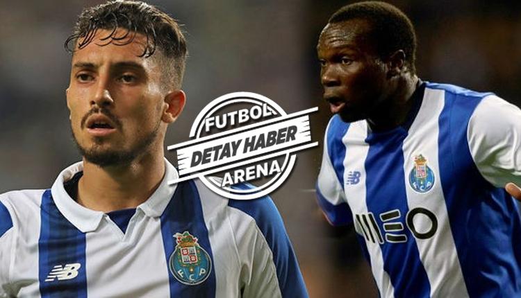 Aboubakar 4 ayda Porto'nun en golcüsü oldu