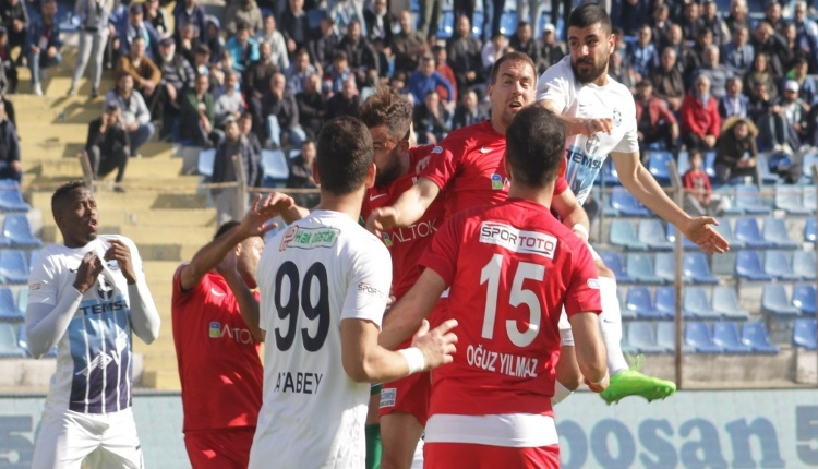 Adana Demirspor: 0 - Balıkesirspor: 2 maç özeti ve golleri (İZLE)