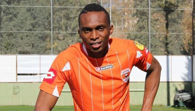 Adanaspor transferde Uche Kalu ile anlaştı