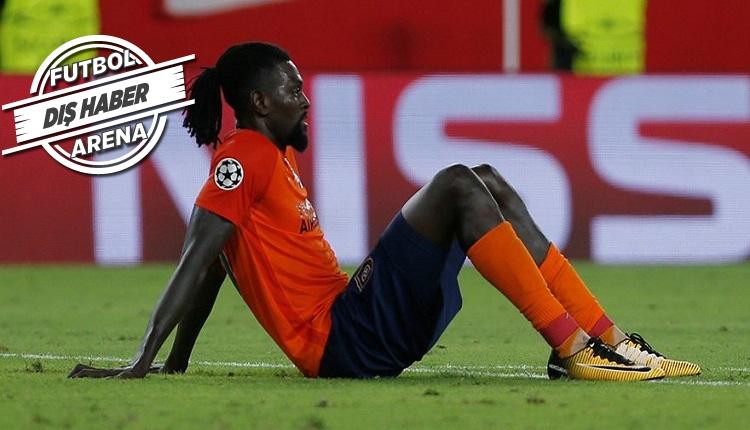 Adebayor'un Altın Top hayali: