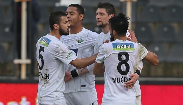 Akhisarspor 1 - 0 Boluspor maçın özeti ve golü (İZLE)