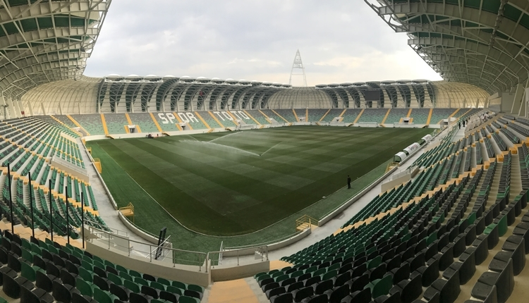 Akhisarspor, Akhisar Belediye Stadyumu'nu kiralıyor