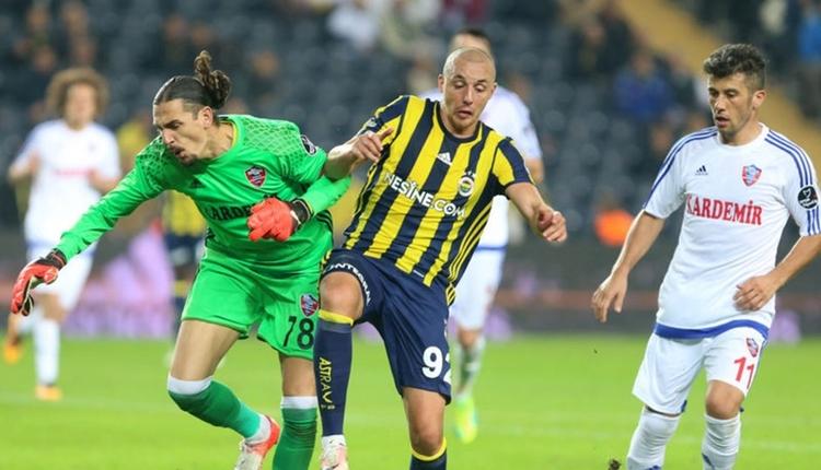 Akın Çorap Giresunspor kaleci Ahmet Şahin'i transfer etti