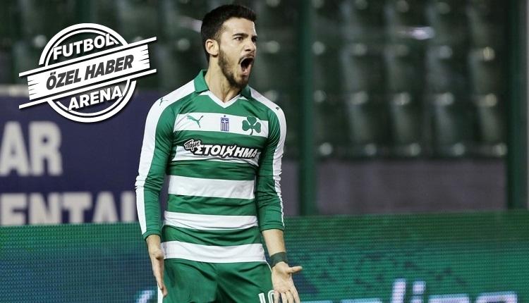 Alanyaspor Lucas Villafanez'i transfer etti
