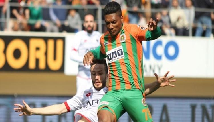Alanyaspor'da Junior Fernandes: 'Süper Lig beni çeken bir lig'
