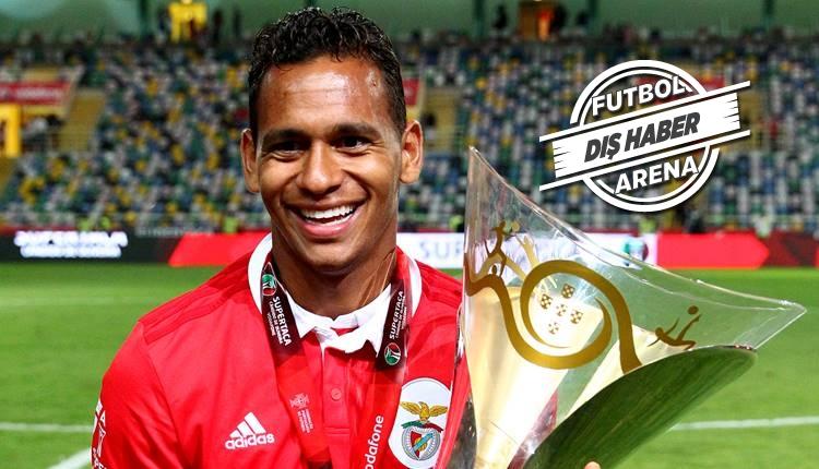 Alanyaspor'dan iki transfer birden! Filipe Augusto ve Lucas Villafanez