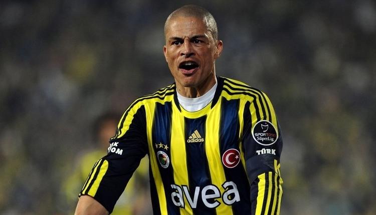 Alex de Souza: 'Fenerbahçe'yi çok özledim'