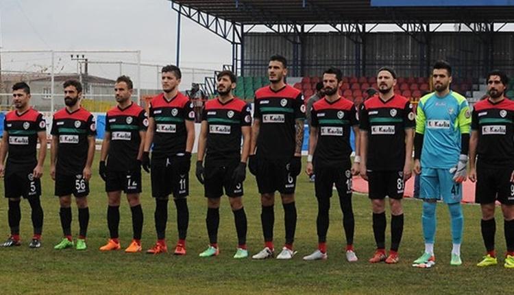 Amed Sportif Faaliyetleri maça çıkmadı!