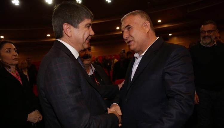 Antalyaspor başkan adayı Cihan Bulut, Hamza Hamzaoğlu ile görüşmesini açıkladı